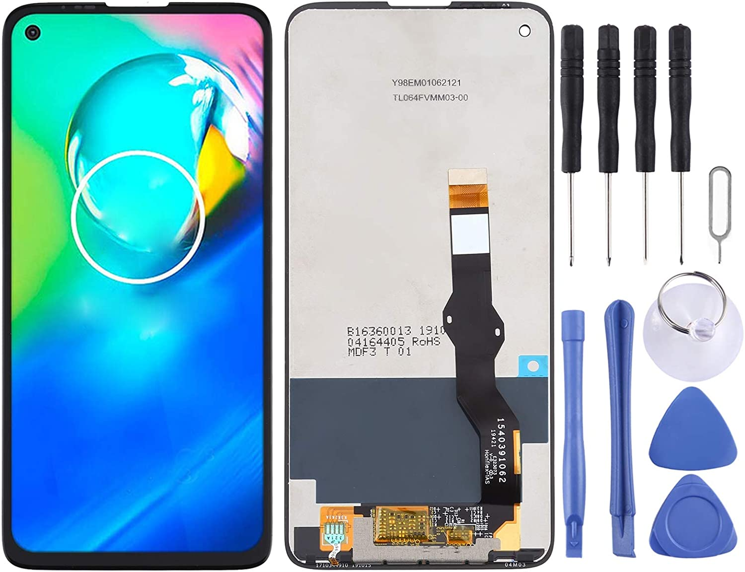 Dongdexiu LCD 4 years warranty Screen Replacement Full Max 46% OFF Digitizer A and