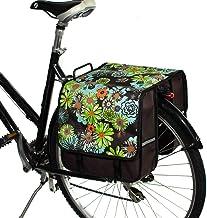 BikyBag Clásica L - Doble Alforjas Bolsa para Bicicleta Mujer - Hombre