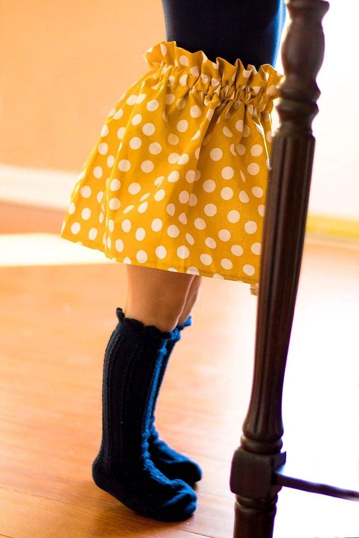 Baby Girls Knee High Socks Long Tube Sock for Infants Newborn Toddler Socks Ruffled Cotton Stockings Baby Tights Leggings