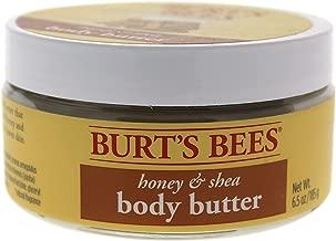 BURTS Bees Honey & Shea Body Butter, 6.5 OZ