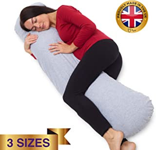 130x72cm//51.1828.35in Full Body Pregnancy Pillow /& Maternity Pillow with Replaceable and Washable Cover