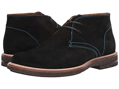 Donald J Pliner Leon 2 (Black) Men