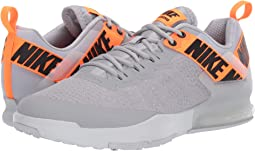 Wolf Grey/Black/Total Orange