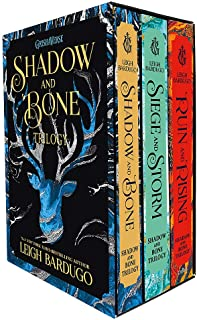 Shadow and bone pb slipcase: 1-3