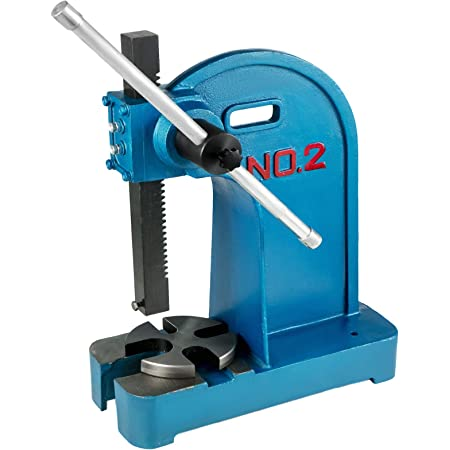 2 Ton Grizzly T26414 Arbor Press