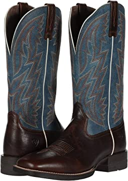 Brown Patina/Blue Dusk