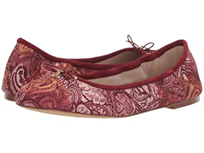 Sam Edelman Felicia (Spiced Multi Badlands Patchwork Paisley Fabric) Women