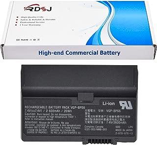 VGP-BPS6 VGP-BPL6 Laptop Battery Compatible with Sony Vaio VGN-UX VGN-UX1 VGN-UX50 VGN-UX71 VGN-UX90 VGN-UX180 VGN-UX280 VGN-UX380 VGN-UX390 VGN-UX1XN VGN-UX007 VGN-UX390N 7.4V 20Wh