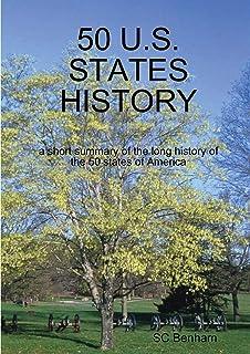 50 U.S. States History