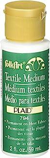 Folk Art 2-Ounce Textile Medium