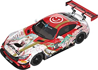 Good Smile Racing Gr84414 Hatsune Miku Gt Project: 1: 32ND Scale Mercedes-Amg Team 2018 Suzuka 10H Version Miniature Car, ...