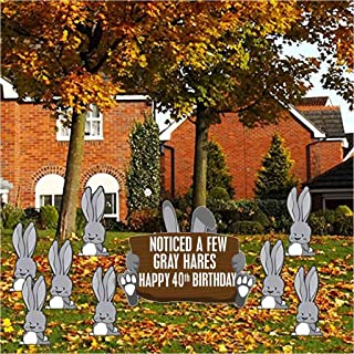 Best yard decorations for 40th birthday Reviews