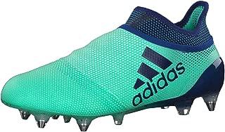 Performance Mens X 17+ Soft Ground Football Boots - Green