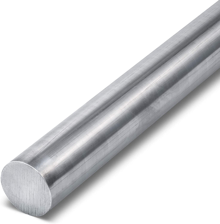 B/&T Metall Edelstahl Rund Drm /Ø 32 mm 1.4305 blank gezogen h9 250 mm +0//-3 mm L/änge ca 25 cm