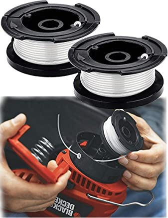 Black + Decker 2 Pack Autofeed Replacement Spools Model AF-100-2, 30