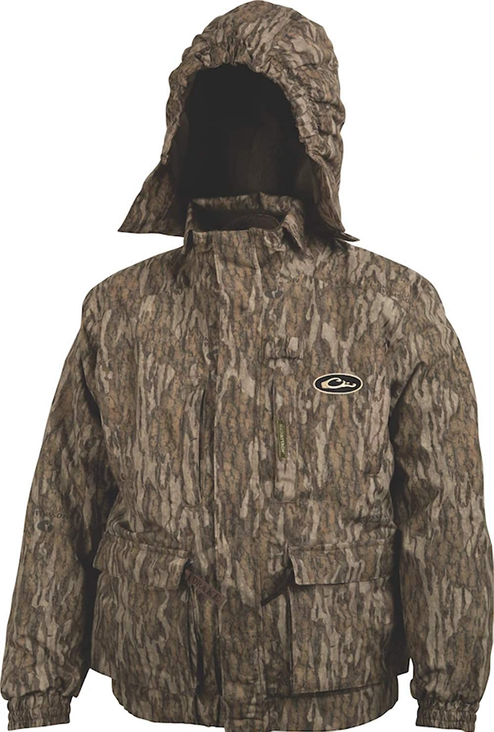 Drake LST Youth Eqwader Max 61% OFF 3 in 1 Jacket Waterfowl Wader Plus 2 Re Max 76% OFF