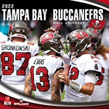 Tampa Bay Buccaneers 2022 12x12 Team Wall Calendar