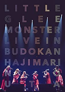 Little Glee Monster Live in 武道館~はじまりのうた~(Blu-ray Disc)
