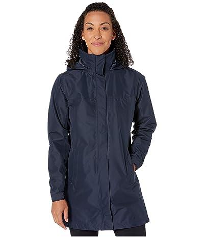 Helly Hansen Aden Insulated Coat (Navy) Women