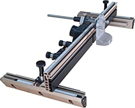 JessEm 04500 TA Fence for Router Tables With Jointing Feature