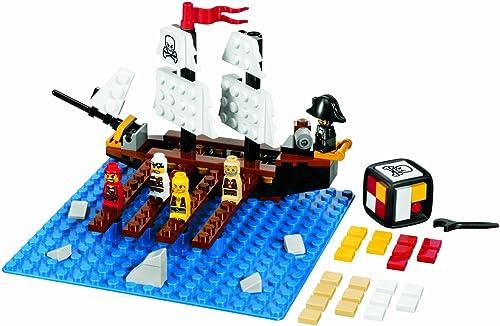 LEGO Juegos 3848 - Tablón pirata [versión en inglés]
