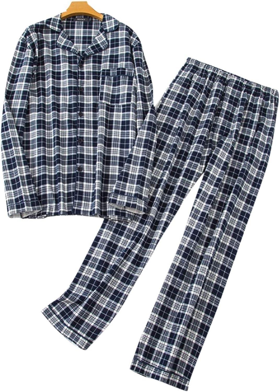 Top And Pants Soft Sleepwear Lounge Set Dark Blue L