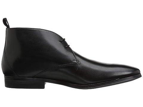 Gilman Brown Mid Black Suede Clarks LeatherDark Zw7f4wq