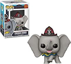 Funko Pop! Disney: Dumbo (Live Action) - Fireman Dumbo
