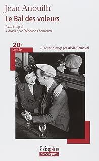 Bal Des Voleurs (Folio Plus Classique) (French Edition)
