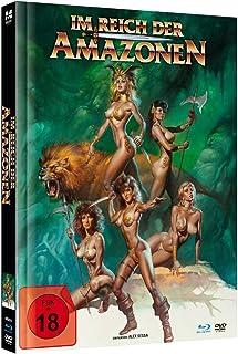 Im Reich der Amazonen - Uncut limited Mediabook-Edition (+ DVD/in HD neu abgetastet)