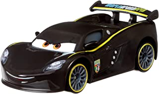Disney Cars Pixar Die-cast Lewis Hamilton Vehicle