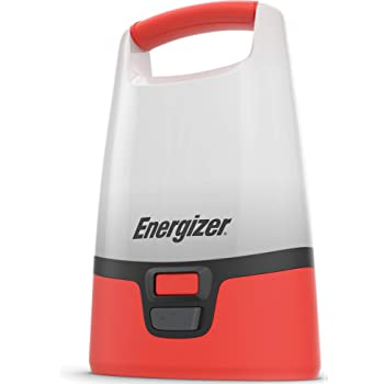 Energizer LED Camping Lantern, Bright Battery Powered LED, 3 Light Modes, Water-Resistant Tent Light, Perfect Lantern Flashlight for Hurricane, Emergency, Survival Kits, Hiking, Fishing, Home and More