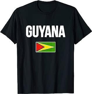Guyana Flag Guyanese Gift Souvenir Adult Toddler Youth
