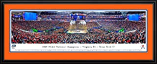 Virginia Cavaliers, 2019 NCAA Basketball Champions - Panoramic Posters and Framed Pictures by Blakeway Panoramas