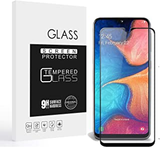 Otto Glass Screen Protector Designed for Samsung Galaxy M20 [Edge to Edge Coverage] Full Protection Durable Tempered Glass Compatible Samsung M20 -[Easy Installation]
