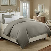 Veratex, Inc. 581847 Spa Linen Duvet Set, Indigo, King