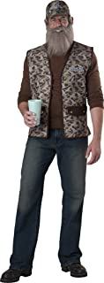 InCharacter Costumes Duck Dynasty Uncle Si Costume