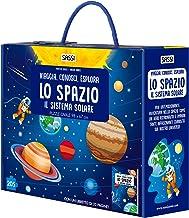 Scaricare Libri Lo spazio. Il sistema solare. Viaggia, conosci, esplora. Ediz. a colori. Con puzzle PDF