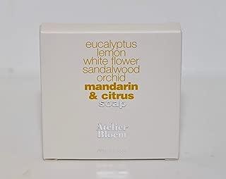 Atelier Bloem Mandarin and Citrus Bar Soap