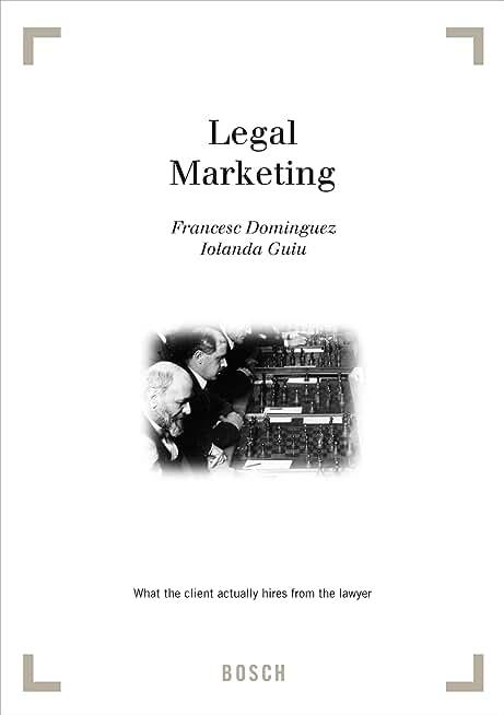 Legal Marketing (English Edition)