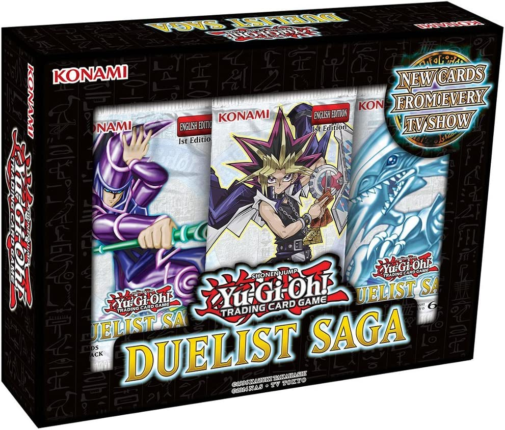 Yu-Gi-Oh Cards Deluxe 2017 Ranking integrated 1st place Box Duelist Saga