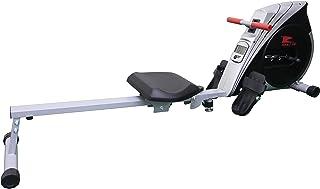 SKY LAND Unisex Adult Rowing Machine - GM-8134 - Grey/Black, L=174 X W=39.5 X L=96 cm
