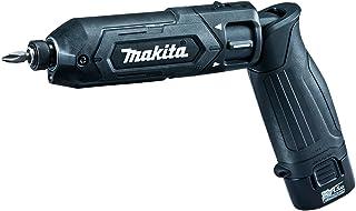 マキタ(Makita)  充電式ペンインパクトドライバ 黒 バッテリー×2・充電器付 TD022DSHXB