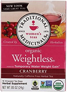 Traditional Medicinals Weightless Cranberry