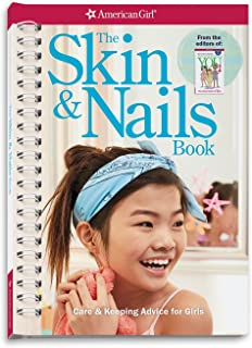 کتاب پوست و ناخن: توصیه و مراقبت از دختران (دختر آمریکایی)
