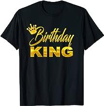 Teen Birthday For boy king T-Shirt