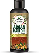 Luxura Sciences Argan Oil For Hair Growth 200ml, No Parabens, No Silicones, No Mineral Oil