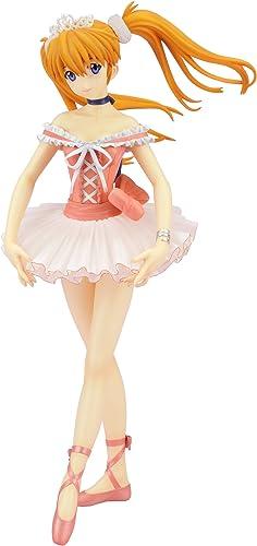 Evangelion Soryu Asuka Langley Ballerinaa style. [1 7 Scale PVC]