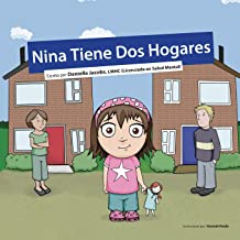 Nina Tiene Dos Hogares (Spanish Edition)
