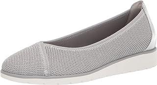حذاء باليه Lora نسائي من Bandolino فضي 040, 7